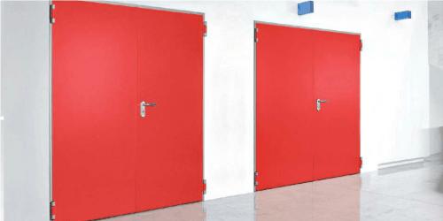 Porte rei 60 120 per muratura reversibili antincendio for Porte rei 60 treviso