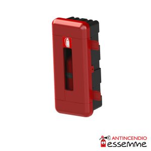 Cassetta porta estintore Kg 6-9-12 in PVC